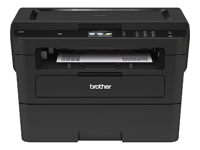 Brother HL-L2395DW Monochrome Laser Printer with Print-Scan-Copy, Wireless, Network Ready and USB