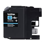 Brother LC 101C Cyan Ink Cartridge, Standard