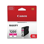 Canon PGI 1200XL Magenta Ink Cartridge, High Yield (9197B001)