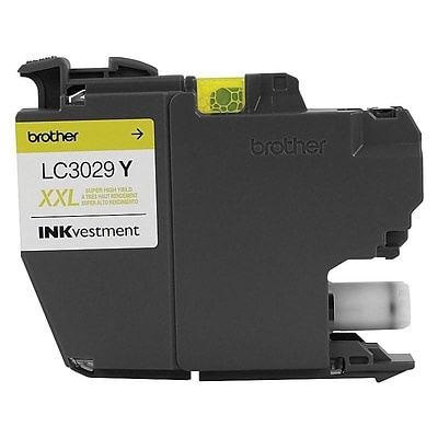 Brother LC3029Y Yellow Extra High Yield Ink Cartridge