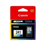 Canon CL-241 Color Ink Cartridge, Standard (5209B001)