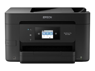 Epson WorkForce Pro WF-3720 C11CF24201 USB, Wireless, Network Ready Color Inkjet All-In-One Printer