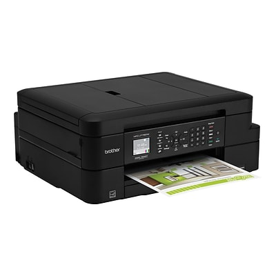 Brother MFC-J775DW XL USB & Wireless Color Inkjet All-In-One Printer