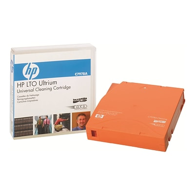 HPE Internal Cleaning Cartridge for LTO Ultrium (C7978A)