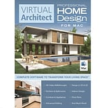 Avanquest Virtual Architect Home Design for Mac Professional for Mac, 1 User, Download (VKUPNQ39TYN2