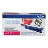 Brother TN 210M Magenta Toner Cartridge, Standard