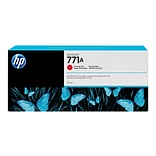 HP 771A Chromatic Red Ink Cartridge (B6Y16A)