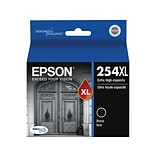 Epson 254XL With Sensor Black Ink Cartridge, Extra High Yield (T254XL120-S)