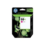 HP 88XL Magenta Ink Cartridge, High Yield (C9392AN)