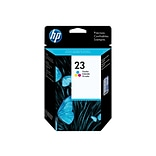 HP 23 Color Combination Ink Cartridge, Standard (C1823D)