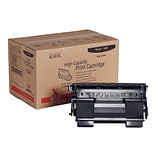 Xerox 113R00657 Black Toner Cartridge, High Yield