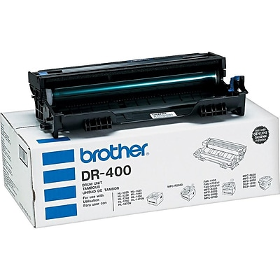 Brother DR 400 Black Drum Cartridge, Standard