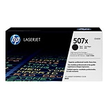 HP 507X Black Toner Cartridge, High Yield (CE400X)