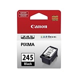 Canon PG 245 Black Ink Cartridge, Standard (8279B001)
