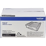 Brother DR 431CL Black Drum Cartridge, Standard