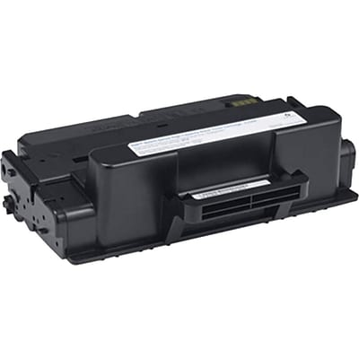 Dell C7D6F Black Toner Cartridge, High Yield