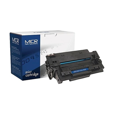 MICR Solutions HP 51A MICR Cartridge, Black (MCR51AM)