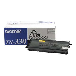 Brother TN-330 Black Standard Toner Cartridge