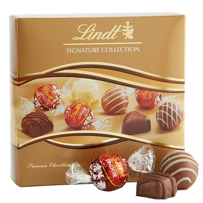 Lindt Boxed Chocolate Sampler (X001715)