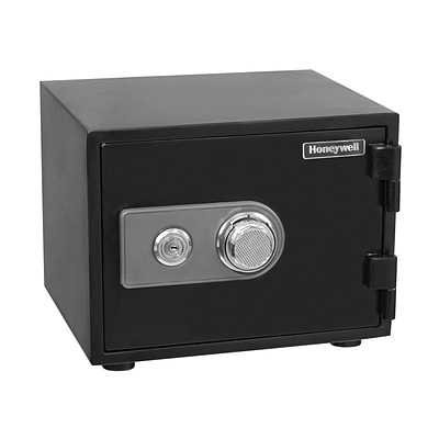 Honeywell 0.52 cu.ft Combination Lock Water Resistant Fire Safe (2101)