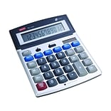 Staples SPL-290X 12-Digit Desktop Calculator, Silver