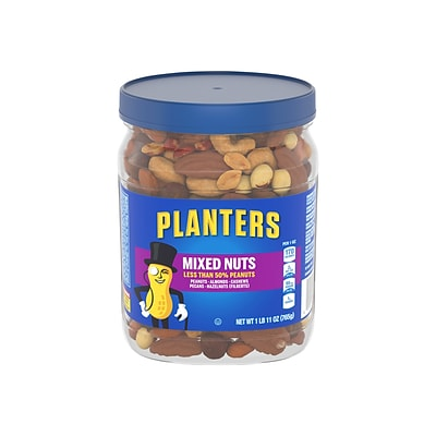 Planters Nuts & Seeds, Nut, 27 oz. (01857)
