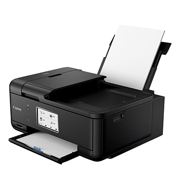 Canon PIXMA TR8520 2233C002 USB, Wireless & Network Ready Color Inkjet All-In-One Printer