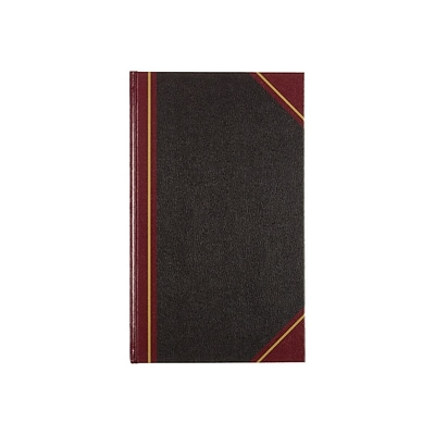 National Texhide Series Record Book, 300 Pages, Black (57131)