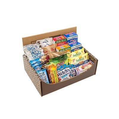 Snack Box Pros Breakfast Snack Mix, Assorted, 41/Pack (700-00002)