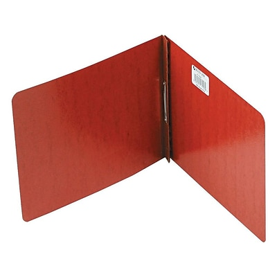 ACCO PRESSTEX 2-Prong Report Cover, Letter, Red (A7017028)