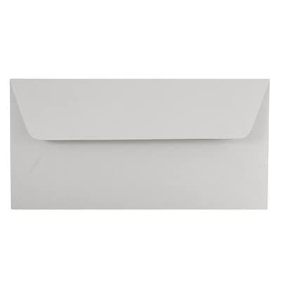JAM Paper® #16 Envelopes, 6 x 12, Grey Kraft, 50/Pack