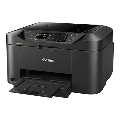 Canon MAXIFY MB5120 0960C002 USB, Wireless, Network Ready Color Inkjet All-In-One Printer