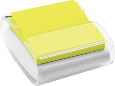 "Post-it® Pop-up Notes Dispenser for 3"" x 3"" Notes, White (WD-330-WH)"