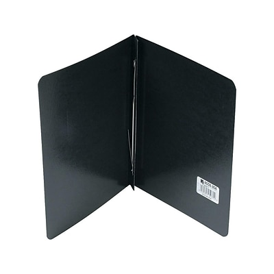 ACCO PRESSTEX 2-Prong Report Cover, Letter, Black (A7025071)