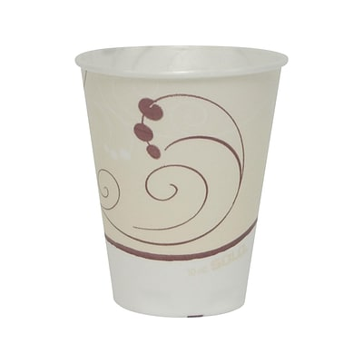 Solo Symphony® Trophy® Plus™ Hot/Cold Cups, 10 Oz., Multicolor, 50/Pack (OFX10N-J8002)