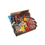 Snack Box Pros Big Beef Snack Mix, Variety Flavors, 29/Pack (700-00020)