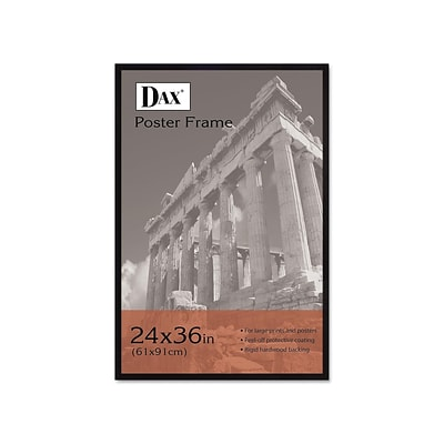 DAX Wood Poster Frame, Black (286036X)