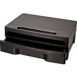 Officemate 2200 Monitor Stand, Black (22502)