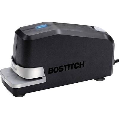 Bostitch Impulse Electric Stapler, Full-Strip Capacity, Black (02210)