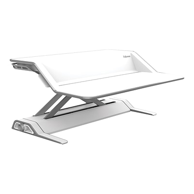 Fellowes Lotus Monitor Stand, White (0009901)