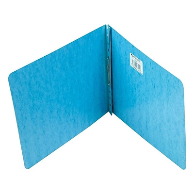 ACCO PRESSTEX 2-Prong Report Cover, Letter, Light Blue (A7017022)