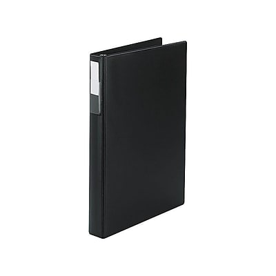 Avery Heavy-Duty 1 4-Ring Legal Binder, Black (06100)