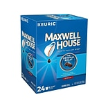 Maxwell House Original Roast Coffee, Keurig K-Cup Pods, Medium Roast, 24/Box (5469)