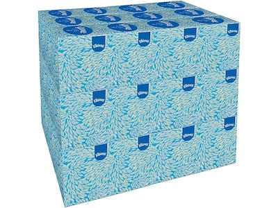 Pop-Up Box 6 per Pack Kleenex 21271CT White Facial Tissue Case of 6 Packs 2-Ply
