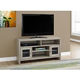 Monarch 48 Long TV Stand Dark Taupe (I 2705)