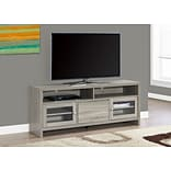 Monarch 60 Long TV Stand Dark Taupe (I 2709)