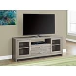 Monarch 60 Long TV Stand Dark Taupe (I 2713)