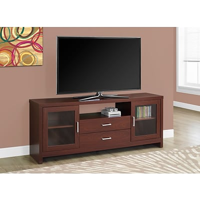 Monarch 60 Long TV Stand Warm Cherry (I 2714)