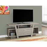 Monarch 60 Long TV Stand Dark Taupe (I 2721)