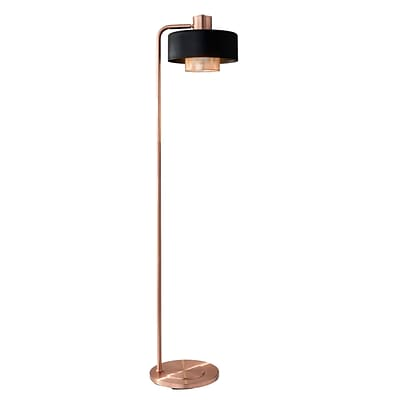 Adesso Floor Lamp 60in Copper (6049-20)